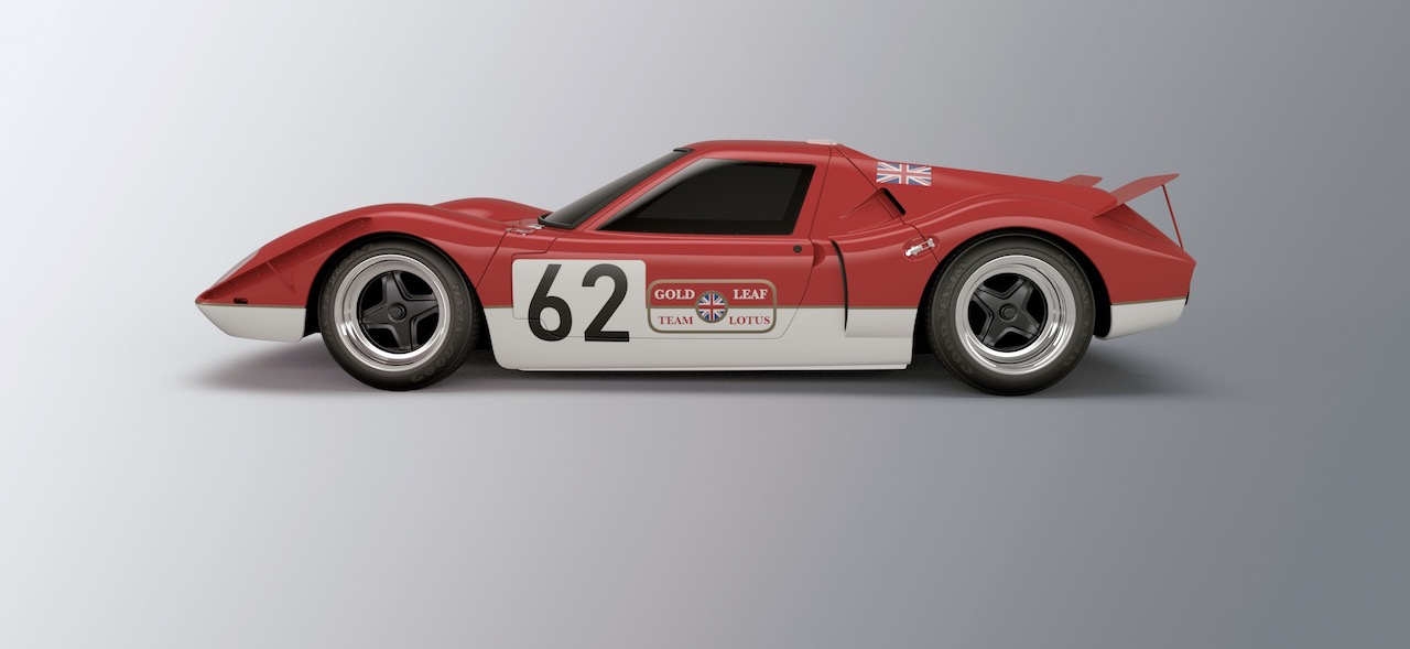 New Radford Project 62 limited to just 62 examples