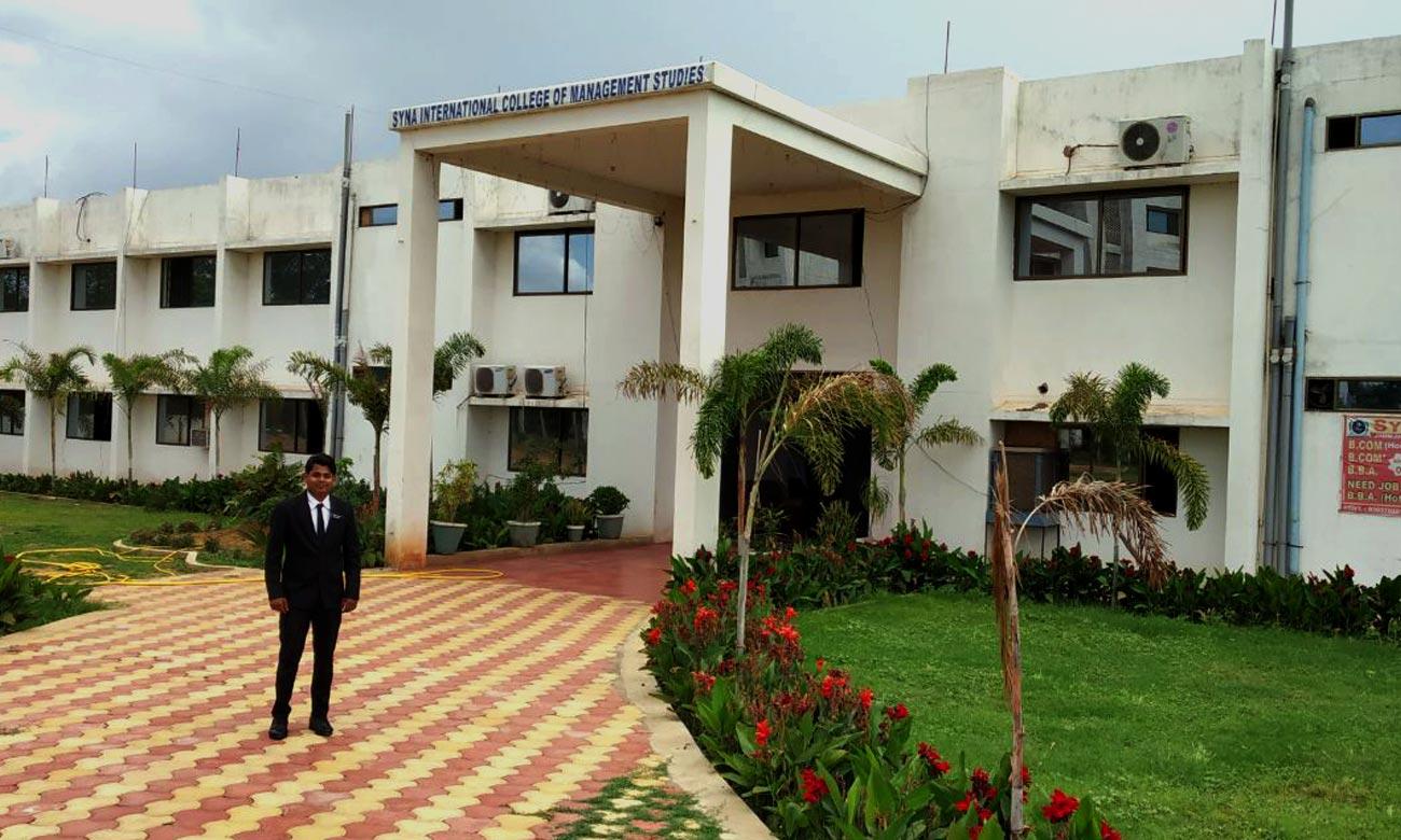 SYNA International College of Management Studies, Katni