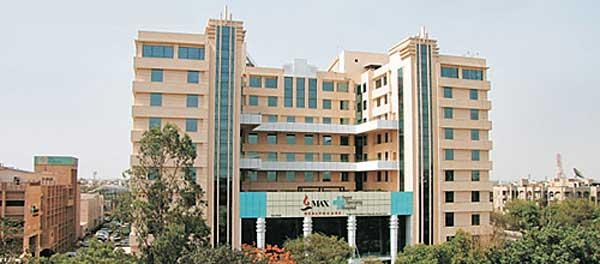 Max Super Specialty Hospital, New Delhi Image