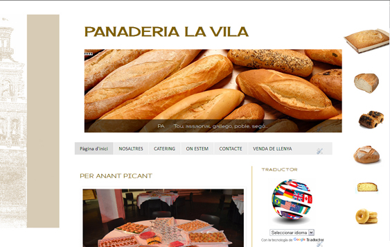 Panaderia La Vila