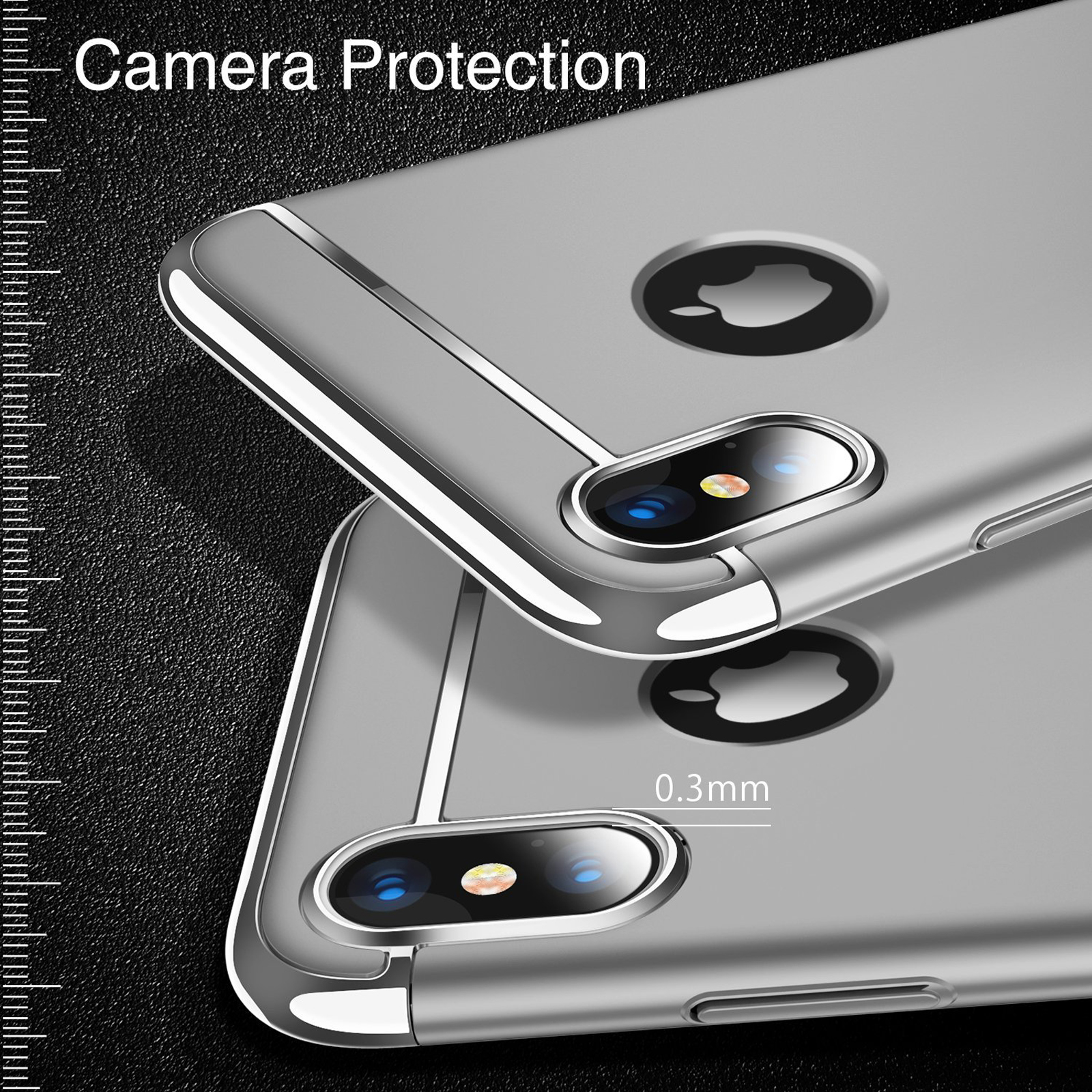 thumbnail 82 - Luxury Matte Case Tempered Glass Cover For Apple iPhone X XS XR Max 10 8 7 6s 6