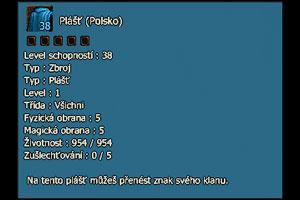 Plášť Polsko