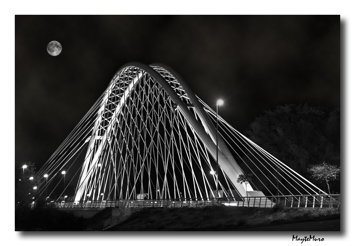 4.- Nocturna:<br />Nov15 &quot;Puente de Sagasta - Logroño&quot;
