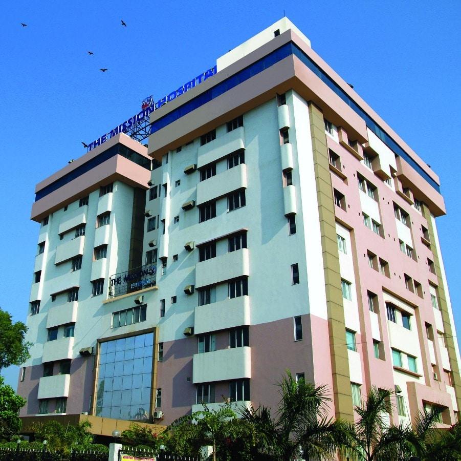 The Mission Hospital Image