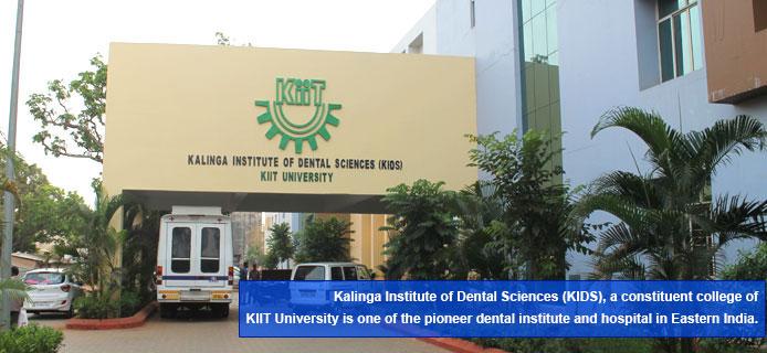 Kalinga Institute of Dental Sciences, Bhubaneswar Image