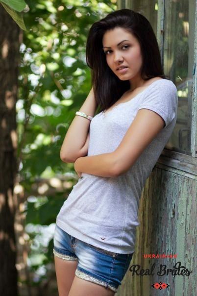 Photo gallery №1 Ukrainian girl Anastasia