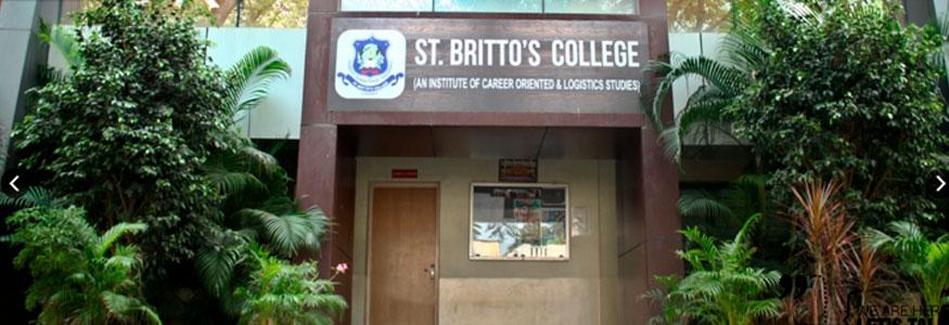 St. Britto's College Image