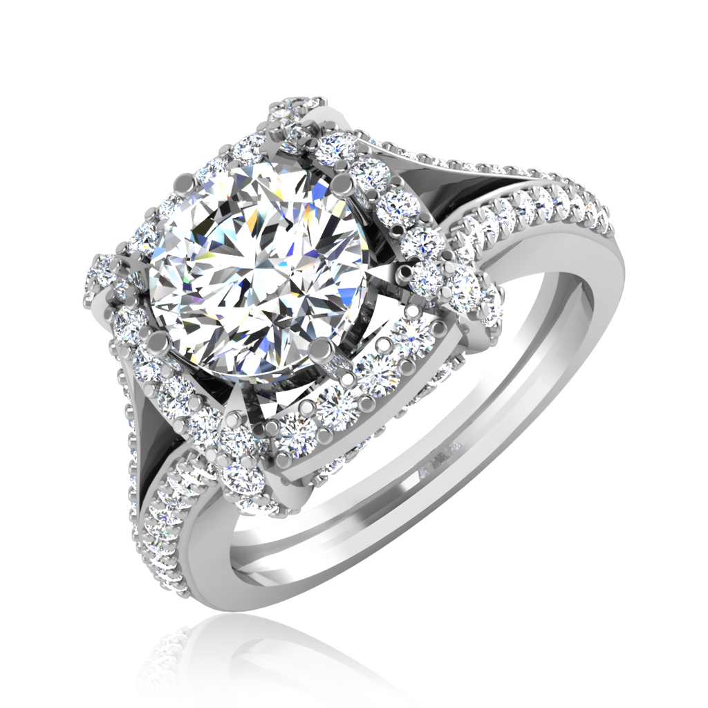 The Dassy Solitaire Ring