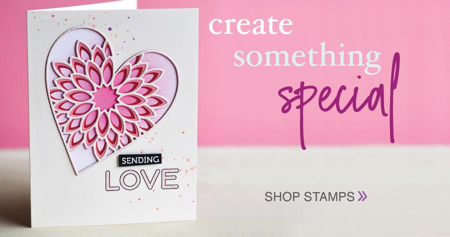 shop the lingo stamp set