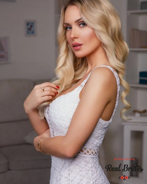 Photo gallery №9 Ukrainian bride Anastasia