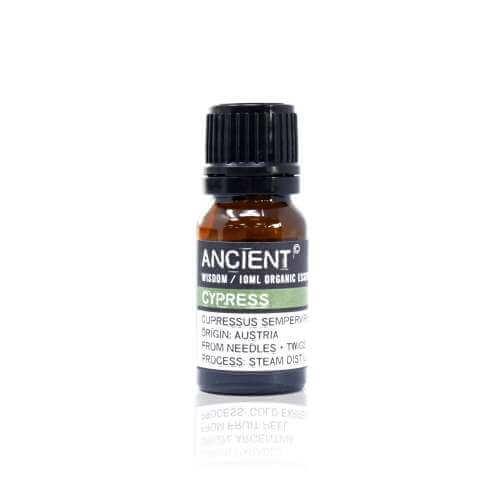 organic essential oil 10ml - cypress