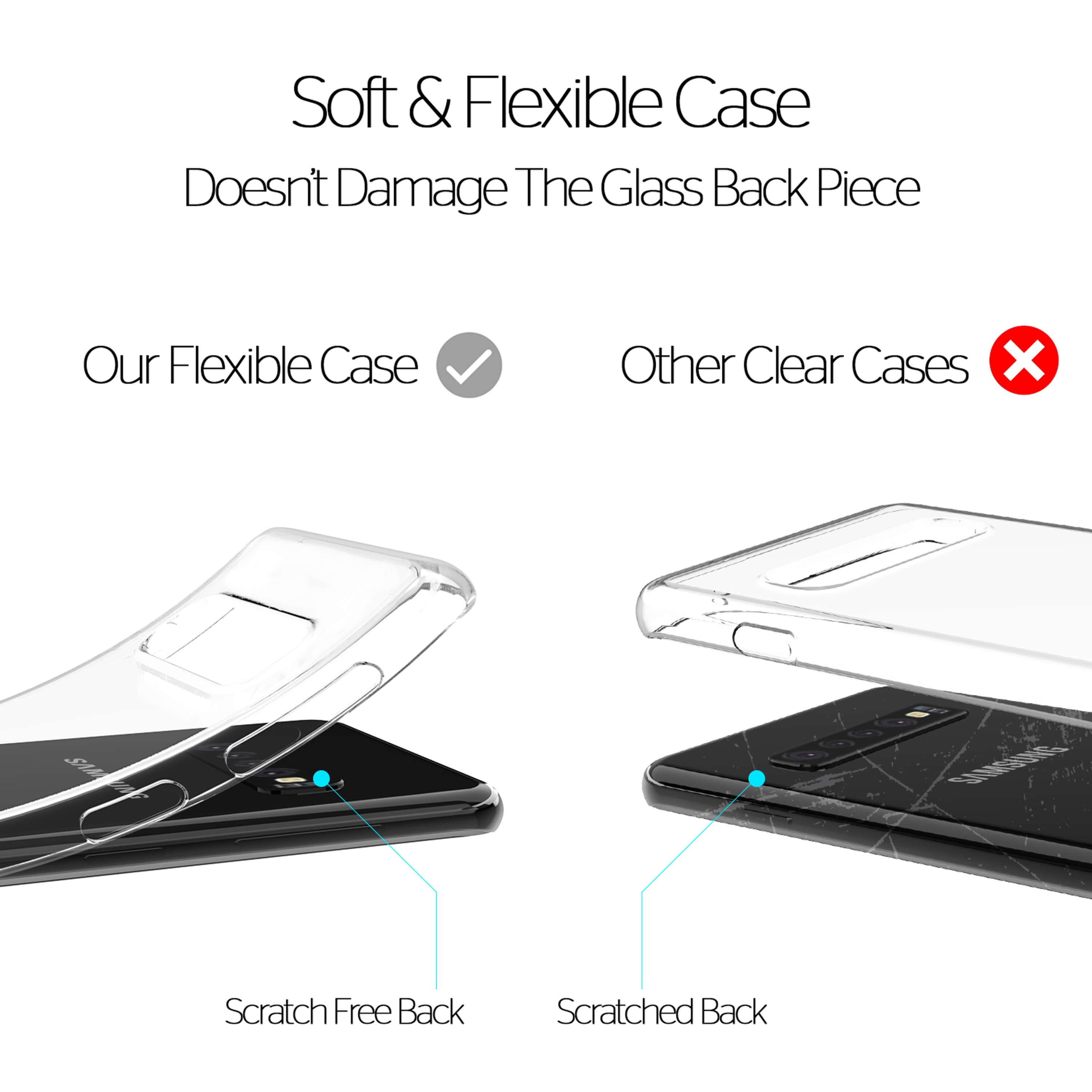 Shockproof-Protective-Clear-Gel-TPU-Thin-Slim-Silicone-Cover-For-Samsung-Galaxy thumbnail 18