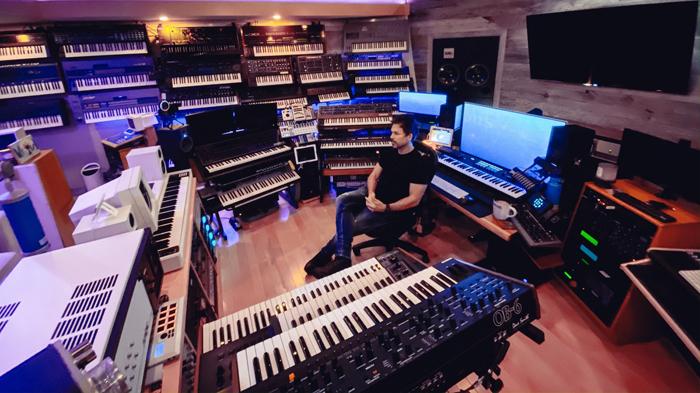 bt in studio