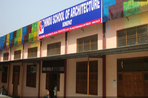 Hindu College of Design, Architecture and Planning, Sonipat