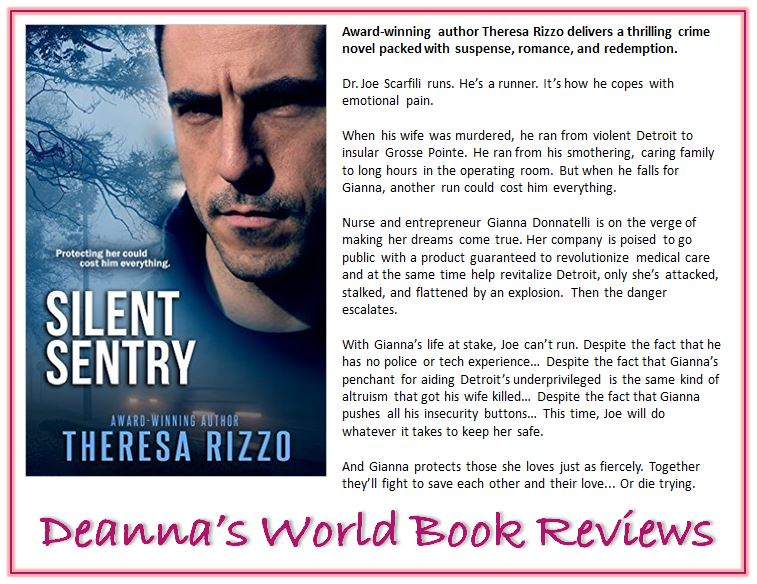 Silent Sentry by Theresa Rizzo blurb