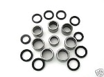 Linkage Bearings and Seals Upper Lower Shock Mount KFX450R 2008-2011