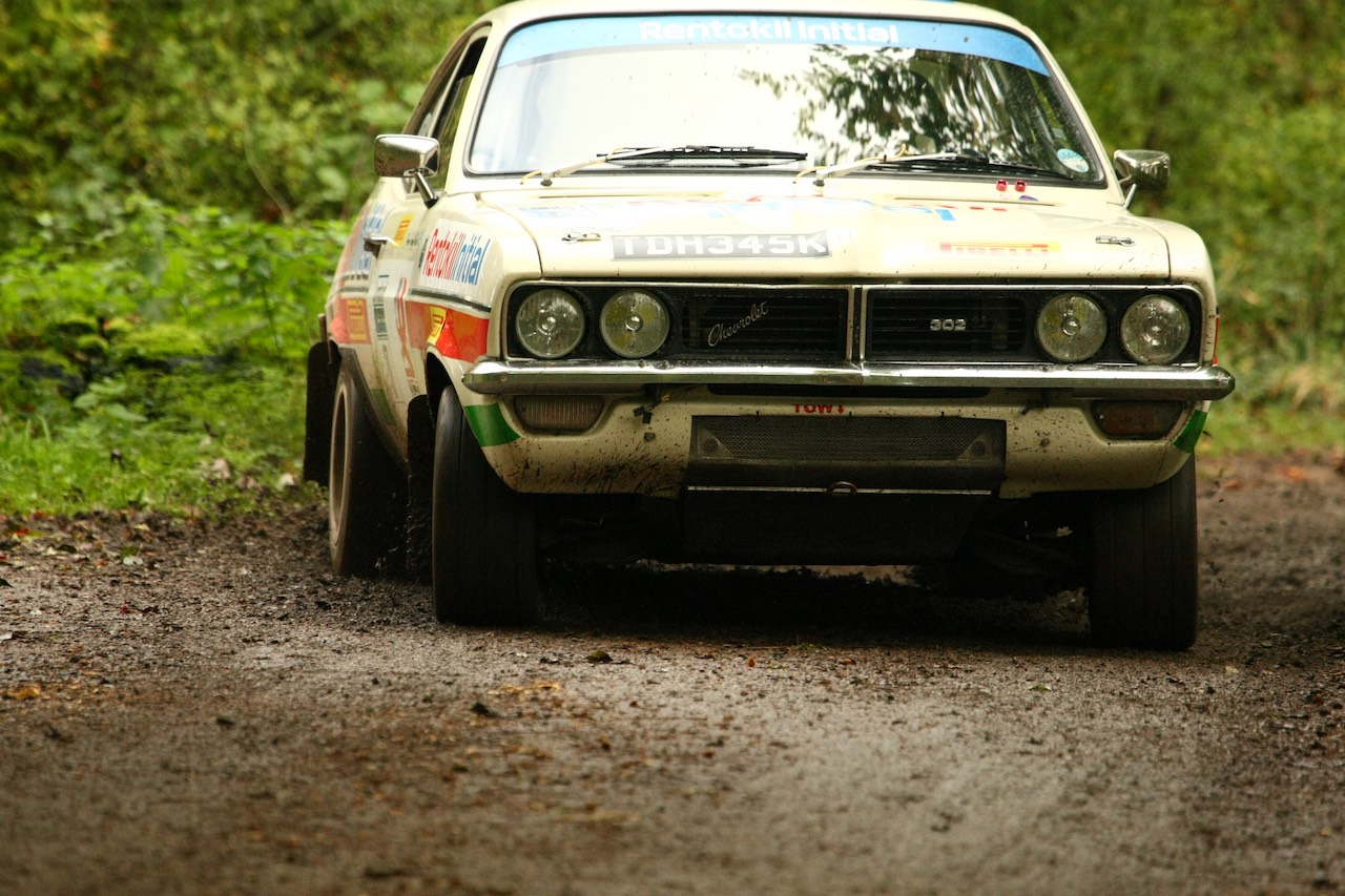 New Lombard Rally Festival Newcastle announced for July