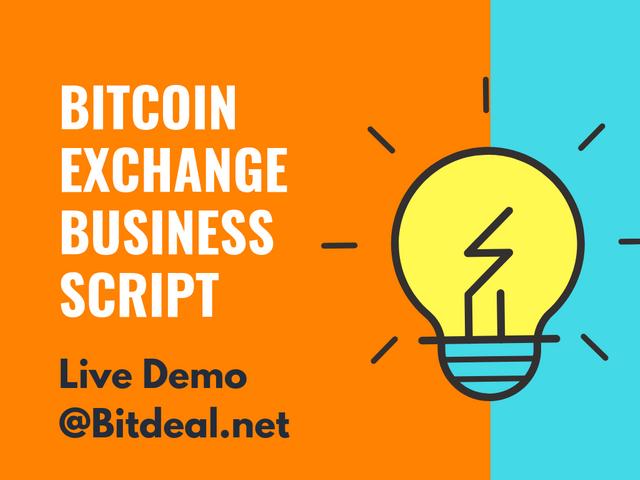 New Bitcoin Exchange