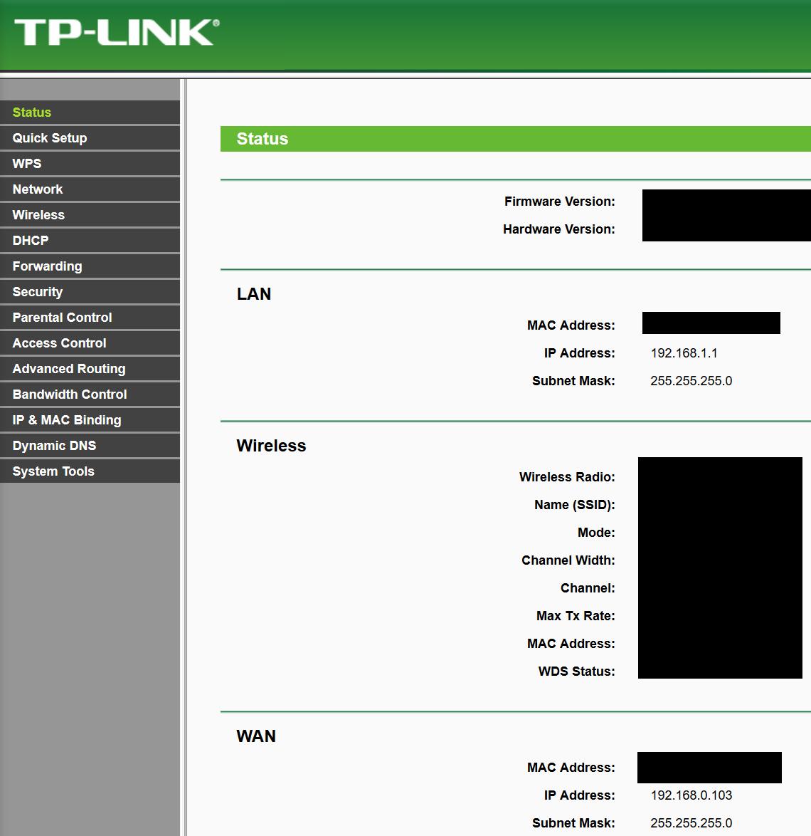 Configuración D-LINK 1