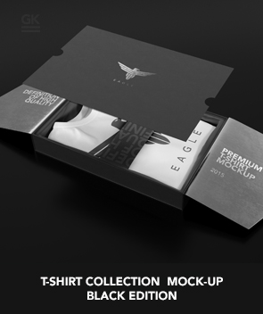 T-shirt Mock-up / Animated Mockup