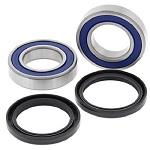 Rear Axle Wheel Bearings and Seals Kit Honda - 25-1032B - Boss Bearing
