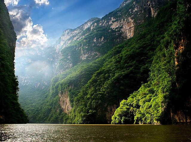 صور طبيعية هائلة في المكسيك 2013 - صور طبيعية - صور بلدان