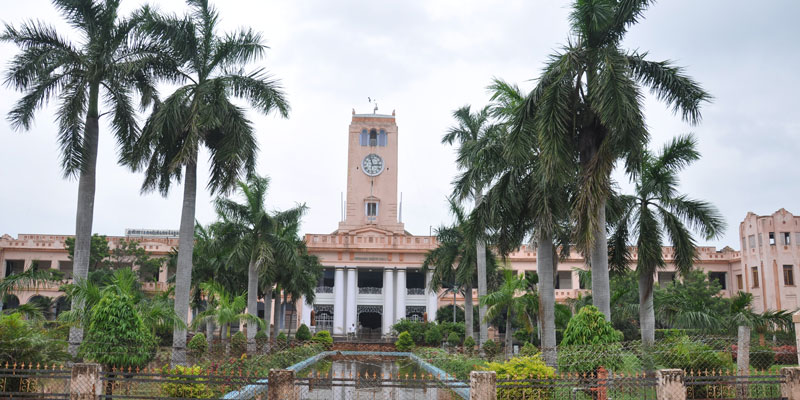 DEPARTMENT OF PHARMACY, Annamalai University