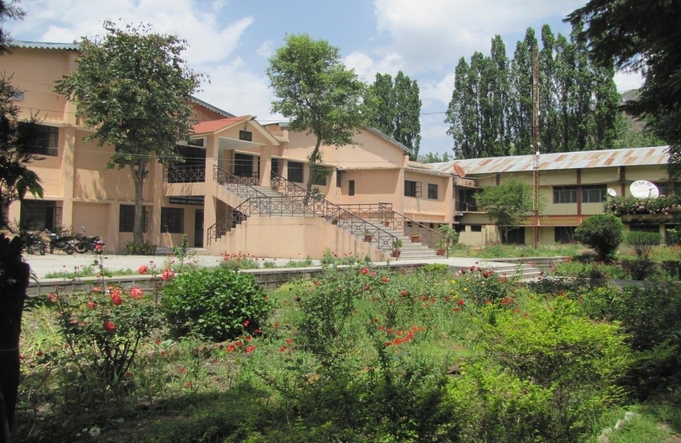KU campus Bhimtal, Kumaun University