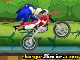 Online game Sonic Moto Adventure