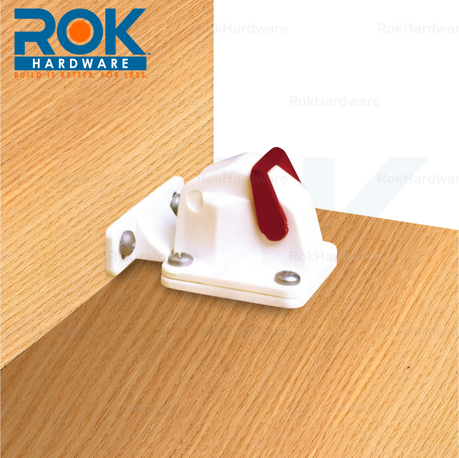 2x Rev-A-Lock Magnetic Cabinet Door Security Safety Baby ...