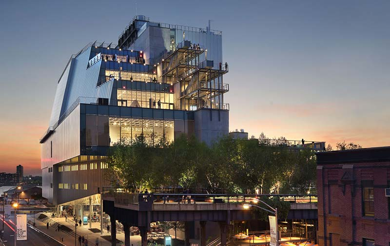 Why has criticism of the Whitney been unmoored?