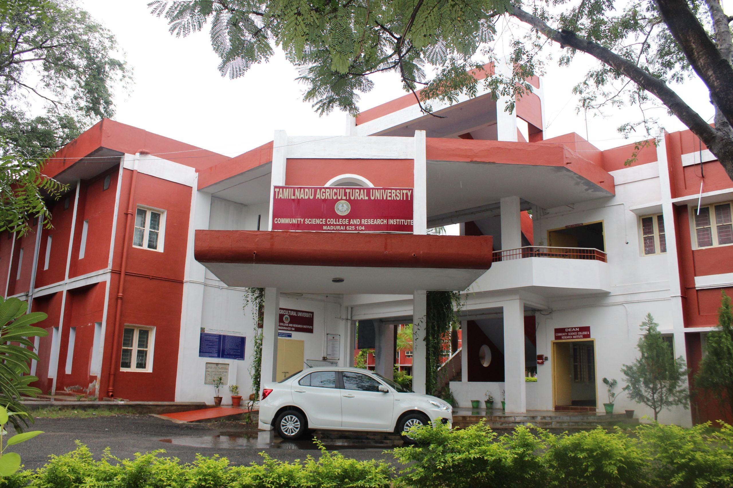 Community Science College and Research Institute, Madurai