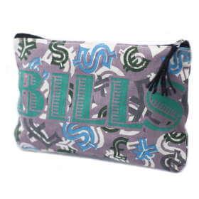 zip pouch - bills