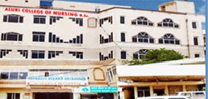 Aluri College Of Nursing Image