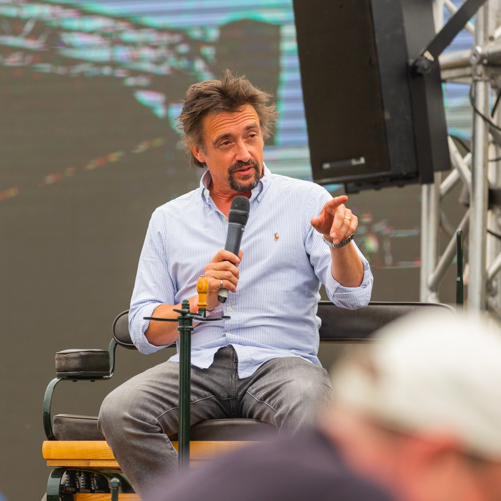 Richard Hammond to auction vehicles to fund The Smallest Cog