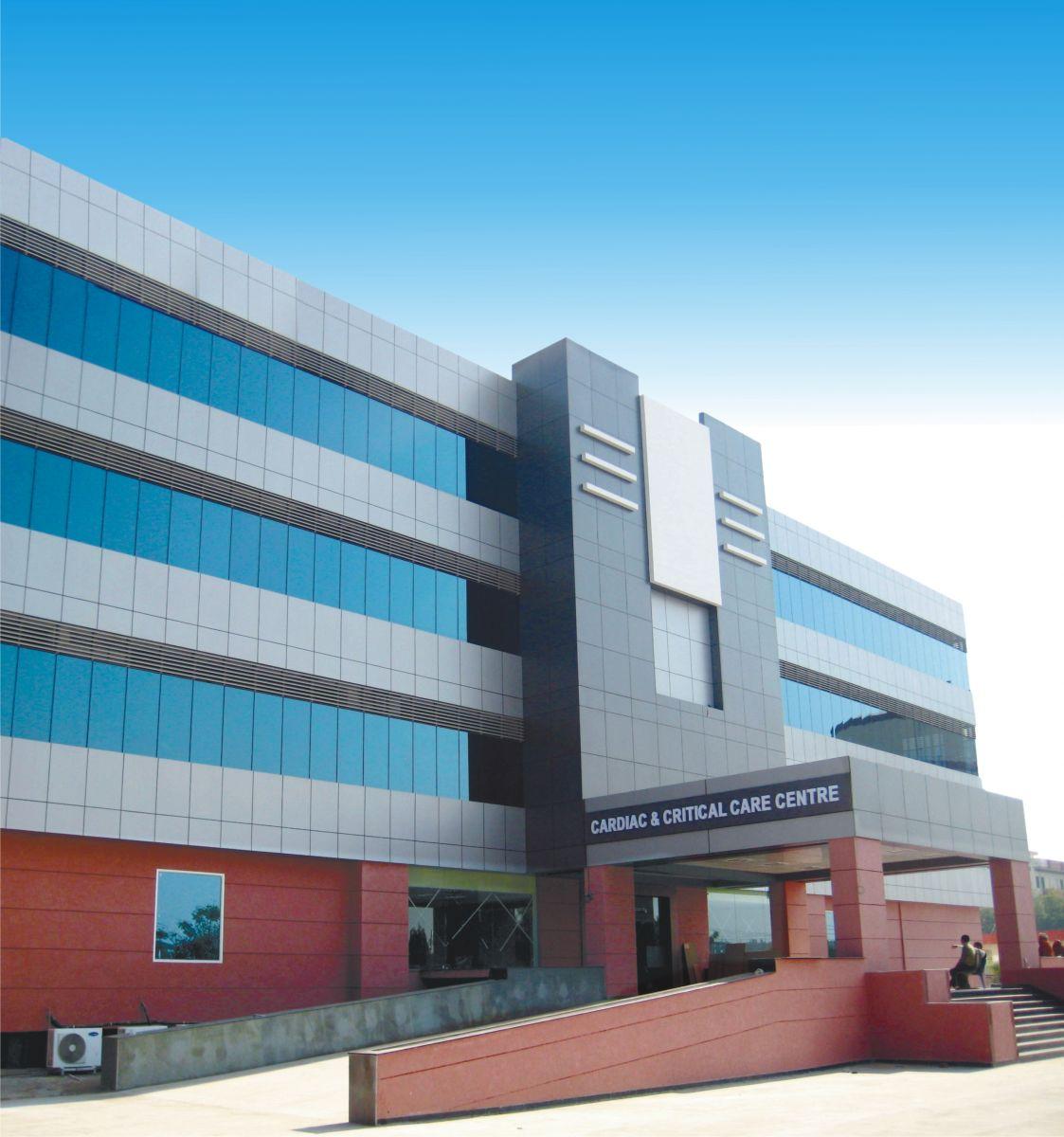 Associated Group Of Hospital School Of NursingMahatma Gandhi Hospital