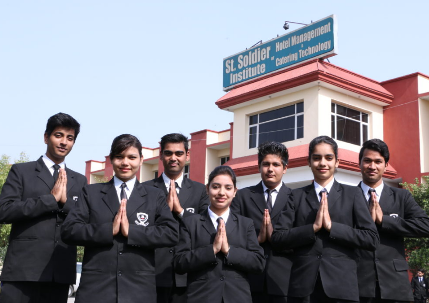 St. Soldier Institute of Hotel Management and Catering Technology, Jalandhar Image