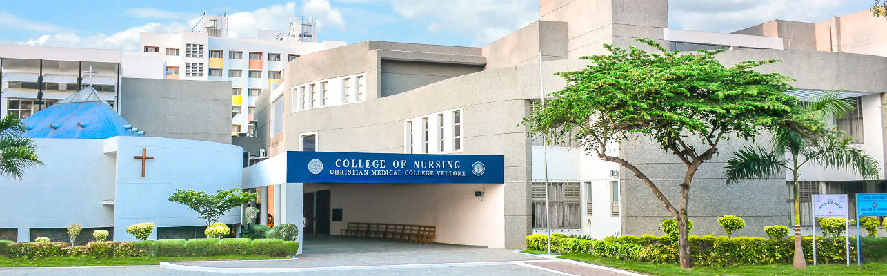 College of Nursing Christian Medical College, Vellore