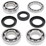 Main Crank Shaft Bearings and Seals Kit Polaris Scrambler 400 2x4 2001 2002