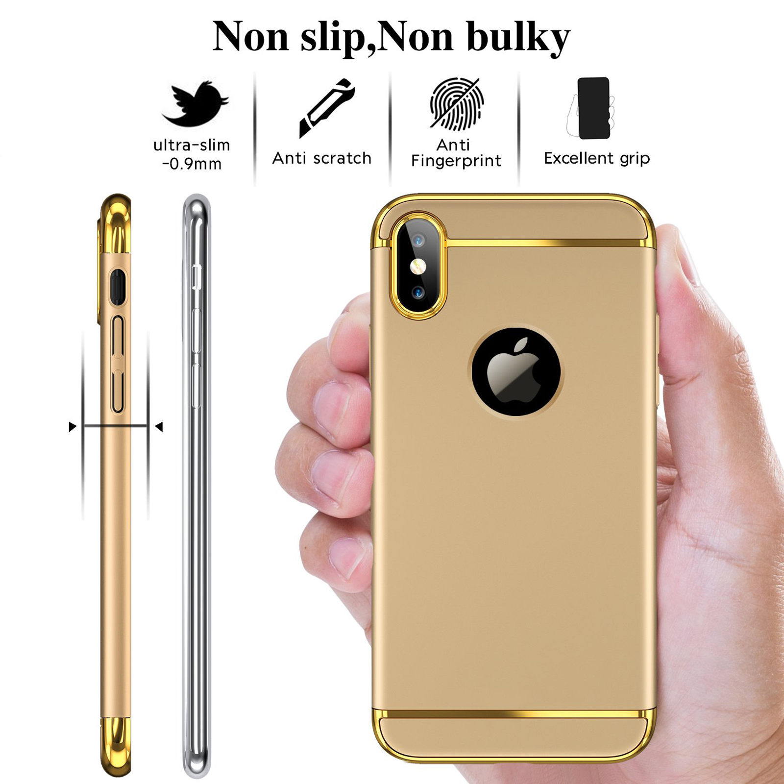 thumbnail 88 - Luxury Matte Case Tempered Glass Cover For Apple iPhone X XS XR Max 10 8 7 6s 6