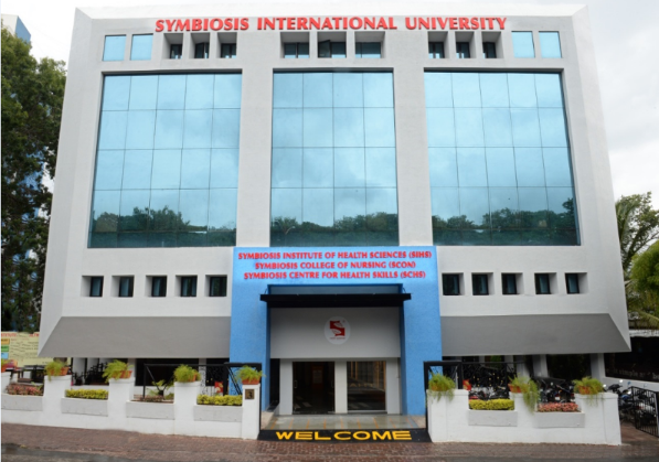 Symbiosis College of Nursing, Pune Image