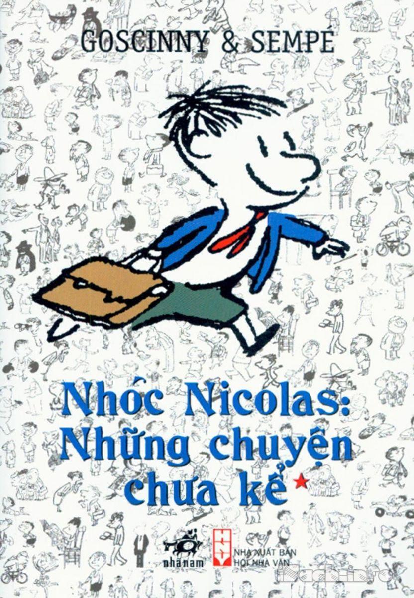 Nhóc Nicolas: Những chuyện chưa kể
