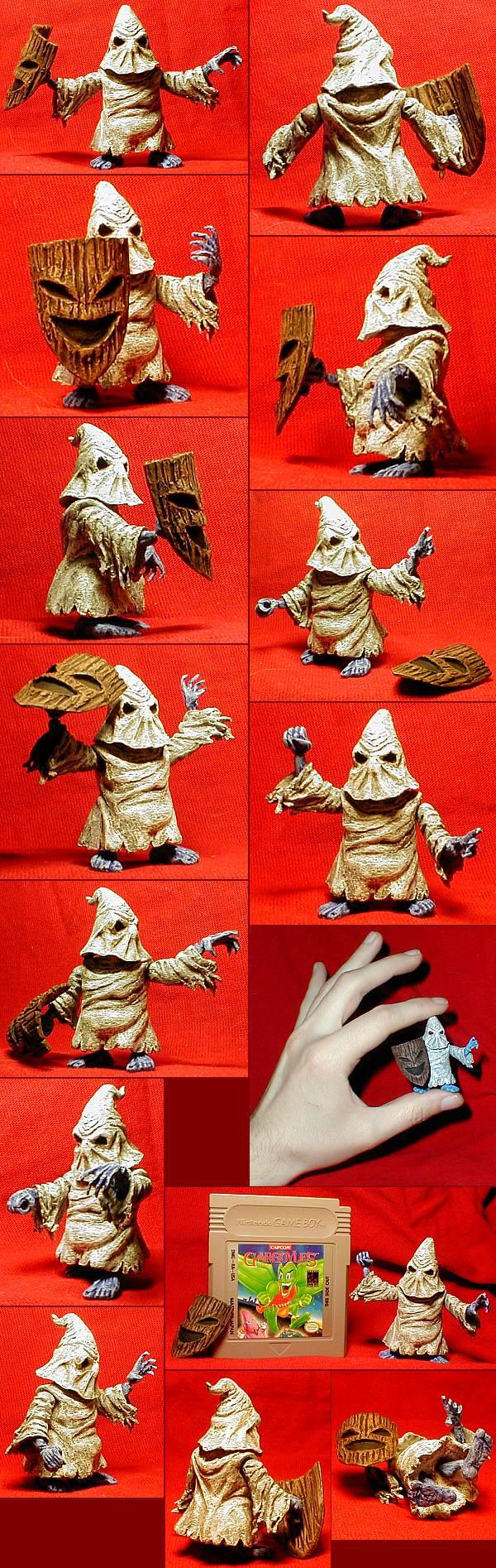 Schildgeist photo collage.