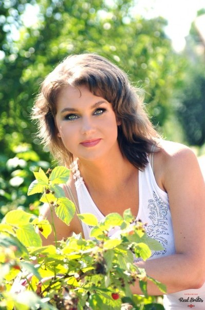 Profile photo Ukrainian women Irina