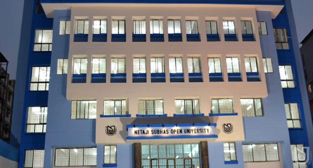 Netaji Subhas Open University, Kolkata Image