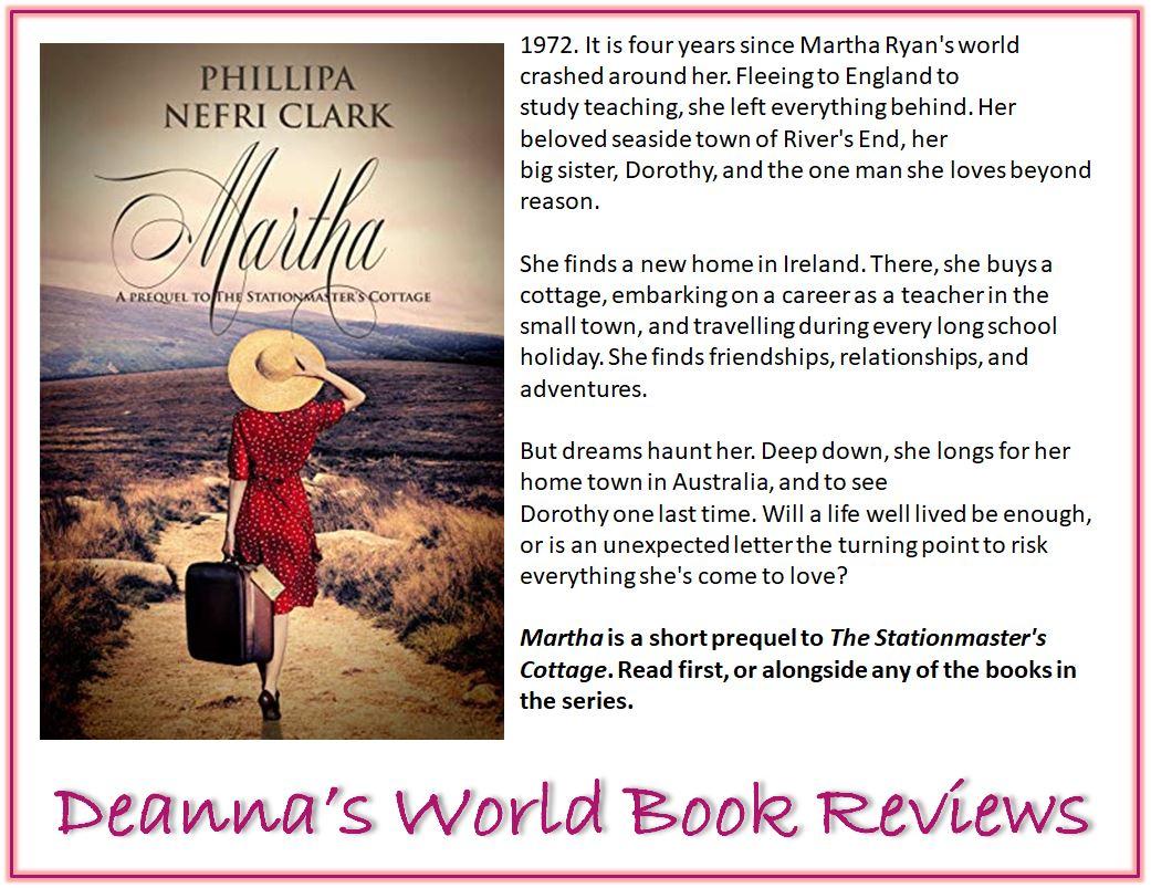 Martha by Phillipa Nefri Clark