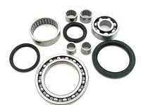 Boss Bearing 41-3029-7E3-3 Rear Differential Bearings and Seals Kit Yamaha YF...