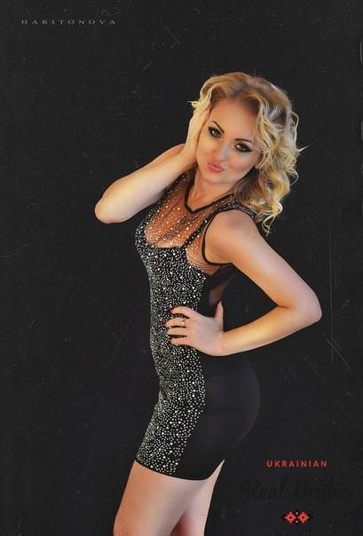 Photo gallery №1 Ukrainian lady Svetlana