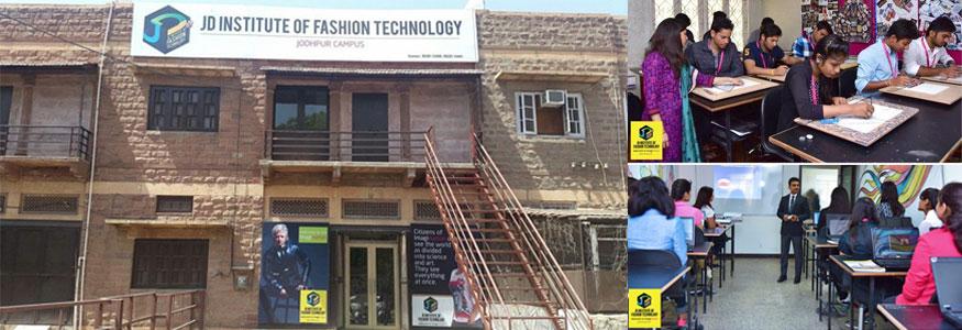 JD Institute of Fashion Technology, New Delhi Image