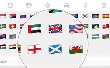 Nuevas banderas regionales para Whatsapp?